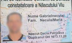 Șofer fără permis și buletin fals, internat la psihiatrie. Ce numere avea la mașină