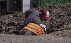 Isprava unui muncitor din Ploieşti a dus la o situaţie de urgenţă