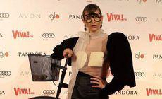 Iulia Albu, cea mai excentrică apariție la VIVA Party 2018! Cum și-a făcut apariția la eveniment