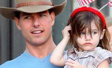 De ce a decis Tom Cruise sa intrerupa orice legatura cu fetita lui. Nu a mai vazut-o de 5 ani