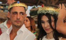 Vladimir Drăghia, cu ochii vineți și sânge la propria nuntă! Ce s-a întâmplat