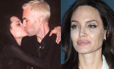 Gestul a dezgustat tot globul. Cine e barbatul cu care se saruta Angelina Jolie