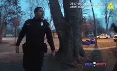 """""""Hai sa ne batem dacă te ține, promit că nu te arestez!"""" Un polițist se bate parte în parte cu un alt barbat"""