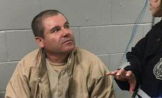 Cum au fost surprinse fetele lui El Chapo, în timp ce traficantul e ținut izolat într-o celulă