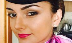Andreea era stewardesa in Orient cand a remarcat-o familia regala. Ce a urmat, e rupt din filme