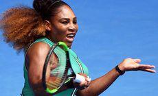 'Nu ii e JENA? Trebuie interzisa!' Tinuta SOCANTA a Serenei Williams la Australian Open. FOTO