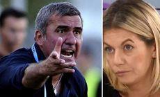 "Atac la Hagi! ""Regele"" desființat de Lorena Balaci:"