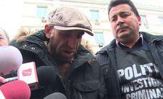 Reacția recidivistului care a bătut un bătrân în Galaţi şi i-a furat 500 de euro şi telefonul