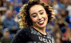 Imagini virale. Reactia Nadiei dupa ce o gimnasta a reusit un exercitiu de nota 10
