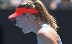 Scene incredibile. Fanii au huiduit-o pe Sharapova, gestul sportivei i-a scos din minți