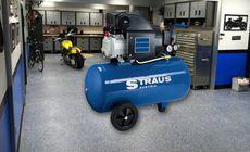 Compresor Straus 25L