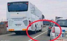 Atenție, șoferi! Un român a rămas fără permis din cauza unei postări pe facebook