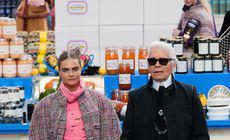 15 dintre cele mai reprezentative ținute create de Karl Lagerfeld pentru Chanel