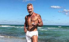 Cum arată iubita milionarului Gianluca Vacchi, cu 27 de ani mai tânără. GALERIE FOTO