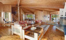 Insulă privată cu o singură casă, scoasă la vânzare în Norvegia. GALERIE FOTO