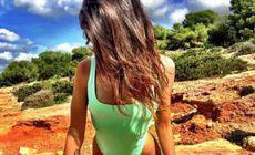 GALERIE FOTO Teodora Stoica a revenit pe Instagram! Poze spectaculoase de la nuntă