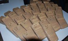 Traficantii, prinsi dupa ce au folosit numele unei vedete pentru transportul drogurilor! Ce au gasit politistii in portbajul masinii