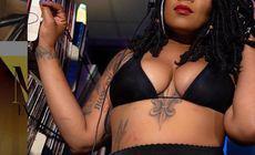 Cum arată modelul care și-a mutilat trupul folosind implanturi ilegale. GALERIE FOTO