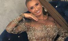 Anamaria Prodan, cea mai sexy apariție! S-a văzut absolut tot prin rochie. Video