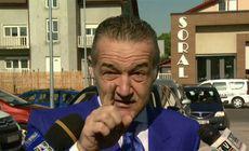 'Gata, am scapat!' Reactia neasteptata a lui Gigi Becali dupa lovitura primita de PSD la alegeri