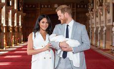 Meghan Markle și Prințul Harry au postat prima fotografie cu Archie. Ce drăgălaș este bebelușul!