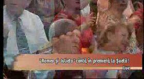"""Fragmente din Romeo şi Julieta """"La şuetă cu Bahmu"""""""