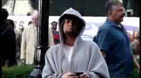 Mariah Carey îl ia la mişto pe Eminem