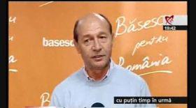 Lui Băsescu i-au dat lacrimile după ce a citit concluziile expertizei