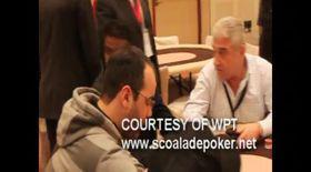 Video / Ioan Becali a sărit la bătaie la World Poker Tour