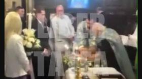 Video / Vezi botezul fiului lui Petre Roman!