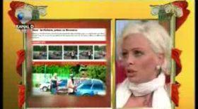 Video | Silvia Pop neagă relaţia cu afaceristul Dan Nicoară!
