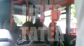 Video | Manele la laptop în autobuz, ultima fiţă