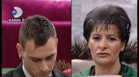 """Costel şi doamna Niculina părăsesc competiţia, la """"Noră pentru mamă"""""""