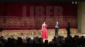 Video | Monica Bârlădeanu a fost premiată la Ateneu
