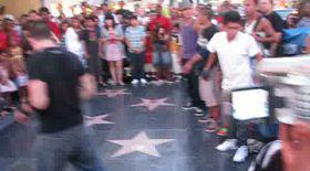 Omagiu prin dans pentru Michael Jackson