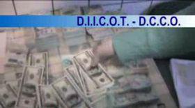 Reţinuţi pentru spălare de bani