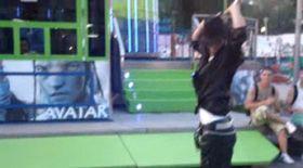 Video   «Michael» dansează în Mamaia