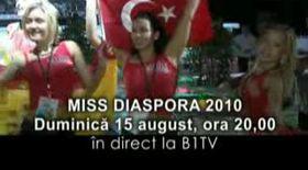 Fetele de la Miss Diaspora îşi fac de cap pe mare