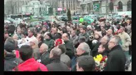 Video | Cristian Paţurcă a fost înmormântat în Cimitirul Bellu