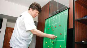 Profesorul Cristi Pustai, antrenorul nou promovatei Gaz Metan Mediaș, vorbește despre noul sezon din Liga I