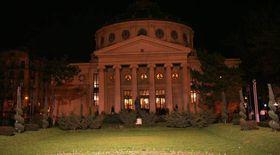 Aşa s-au stins luminile la Ateneu!