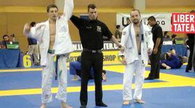 Video | El este poliţistul campion la Jiu Jitsu