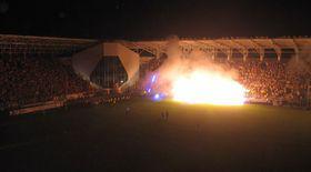Iată cu ce show splendid a fost inaugurat stadionul din Ploieşti!