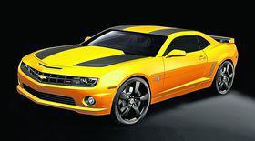 Maşinile din Transformers ajung pe şoselele din România: Chevrolet Camaro