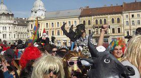 Harlem Shake la Cluj-Napoca
