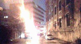 Incendiu club Bucureşti 2