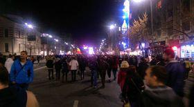 Proteste in Bucuresti - ziua 2 -