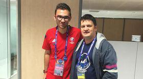 """Euro 2016. Fiul unui important antrenor din gimnastică românească lucrează ca voluntar la stadionul de la Lyon: """"Batem Albania cu 1-0"""""""