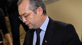 Emil Boc, după audierea la DIICOT în dosarul medicului Mihai Lucan