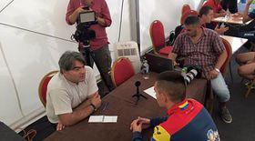 "România - Muntenegru. Hoban la ban trage! ""Joci pentru bani, apoi pentru club"""
